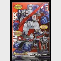 Fortress Maximus LG 31 - Transformers Legends - Takara Tomy