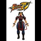 Street Fighter IV Survival Mode Series 2 Action Figure - Chun-li