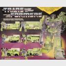 TRANSFORMERS DEVASTATOR - Evil Decepticon - Hasbro