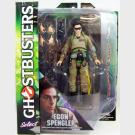 Egon Spengler - Ghostbusters - Deluxe Action Figure with Accessories and Diorama Pieces