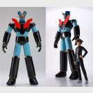 WEST KENJI - MAZINGER Z - Swing Action Sofvi Vol 3 22 cm (Original Comic version)