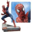SPIDER-MAN - Hand Painted Metal Statue