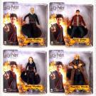 Harry Potter - collector set 4 Action Figure (Harry Potter, Draco Malfoy, Ginny Weasley, Mad-Eye Moody)