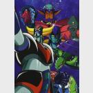 Ufo Robot Goldrake Box DVD - D/Visual - Special Edition Prima Serie completa