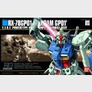 RX-78GP01 Gundam GP01 - E.F.S.F. Prototype Multipurpose Mobile Suit - HGUC High Grade Universal Century
