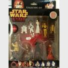 Star Wars Keychain Collectables Series 1 Collector's Set - Exclusive Golden R2-D2