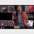 Marty McFly - Back To The Future - MMS257 - 1/6th Scale Collectible Figure - Hot Toys