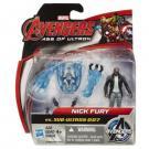Nick Fury  VS. Sub-Ultron 007 - Avengers Age of Ultron