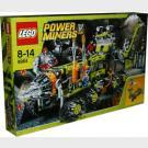 Lego Power Miners 8964 - Piattaforma di trivellazione mobile