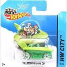 The Jetsons Capsule Car - HW City - Hot Wheels