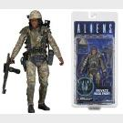 Private Ricco Frost - Aliens - Action Figure