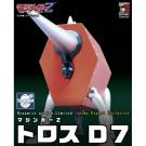 Toros D7 - Kikai-Jyuu - Dynamite Action Limited - Anime Export Exclusive