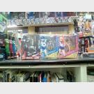 Sailor Moon + Sailor Mercury + Sailor Jupiter + Sailor Venus + Sailor Mars + Tuxedo Mask - S.H. Figuarts - Set di 6 figure