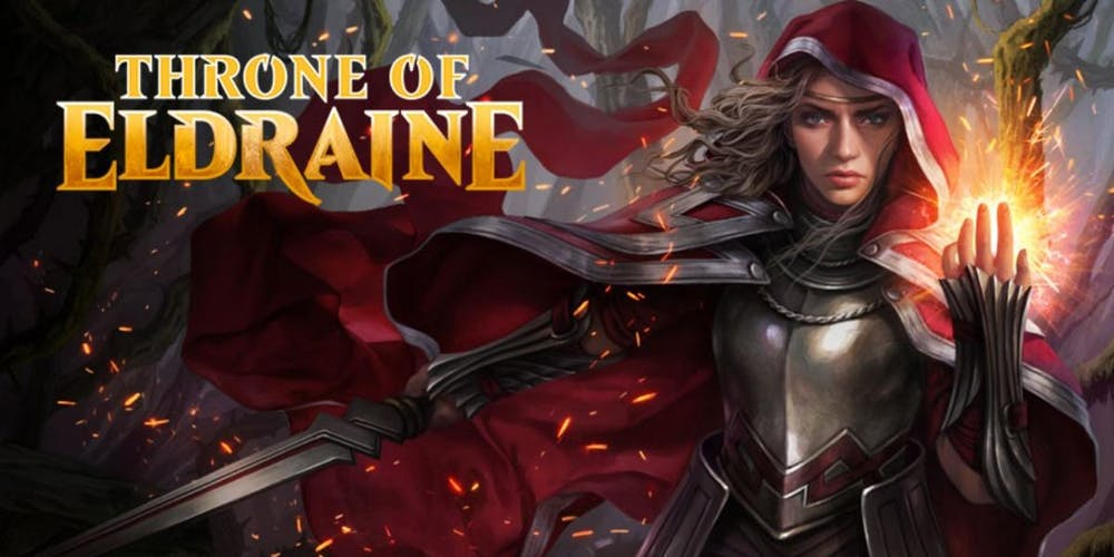 Sabato 28 Settembre - Prerelease Throne of Eldraine/Il Trono di Eldraine - Magic The Gathering
