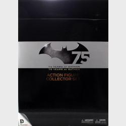 75 YEARS OF BATMAN - Action Figure Collector Set (4 pezzi)