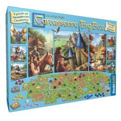 Carcassonne Big Box - Edizione 2017