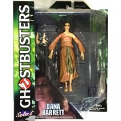 Dana Barrett - Ghostbusters - Deluxe Action Figure with Accessories and Diorama Pieces