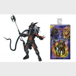 Predator Clan Leader - With bendable tentacles - Deluxe Predator Leader - Neca - Action Figure