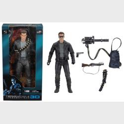 T-800 - Terminator - Judgement Day 3D - 1/4 Scale Action Figure