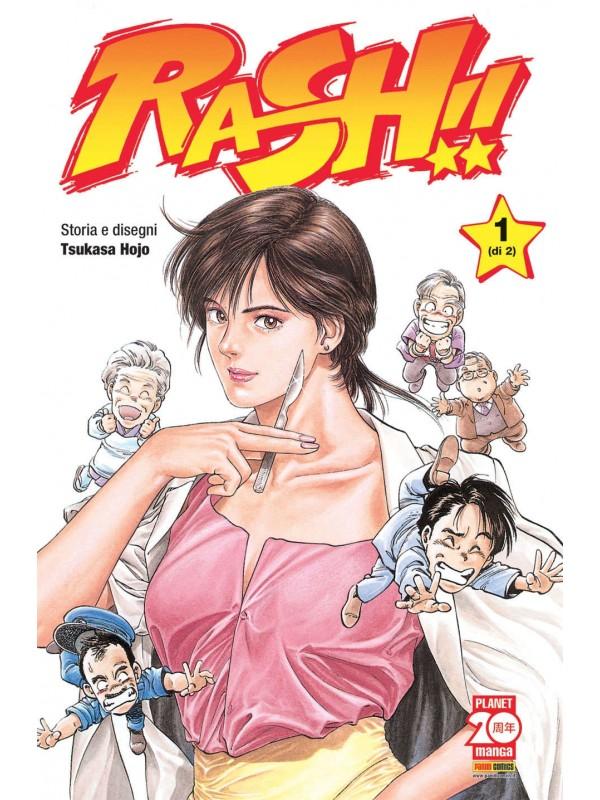 Rash!! - Senki - Planet Manga - Serie Completa 1/2