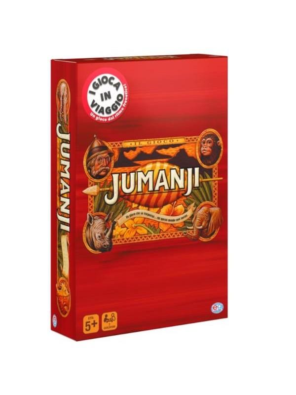 Jumanji - I gioca in viaggio - Spinmaster