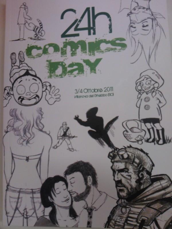 24H COMICS DAY  2011