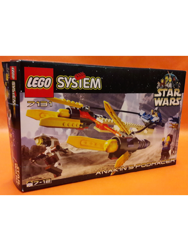 7131 - Anakin's Podracer - Lego - Star Wars