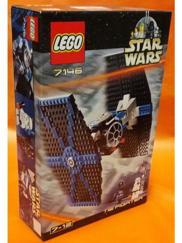 7146 - Tie Fighter - Lego - Star Wars