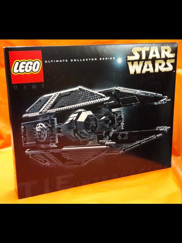 7181 - Tie Interceptor - Ultimate Collector Series - Lego - Star Wars