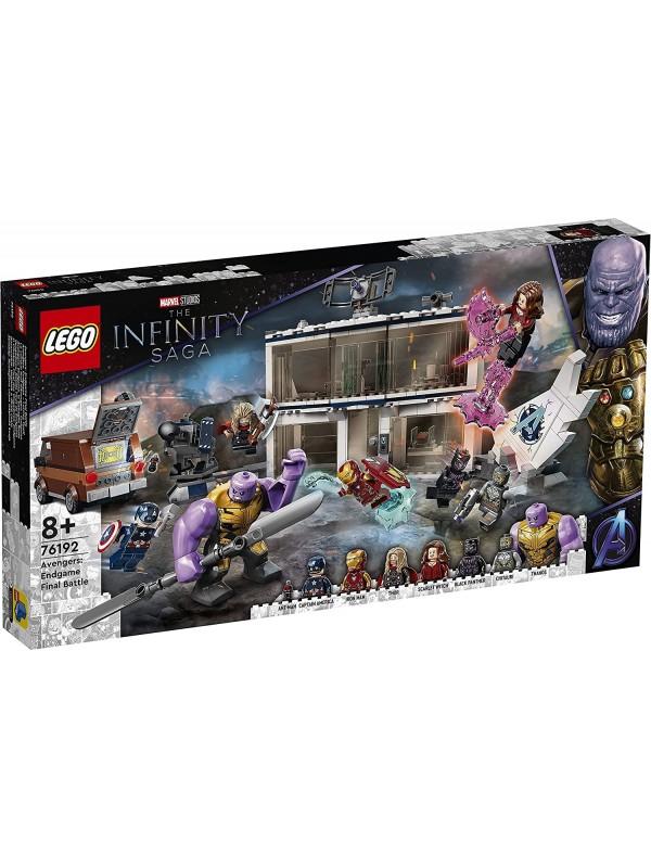 Lego 76192 - Avengers: Endgame, la battaglia finale - Marvel Studios: The Infinity Saga