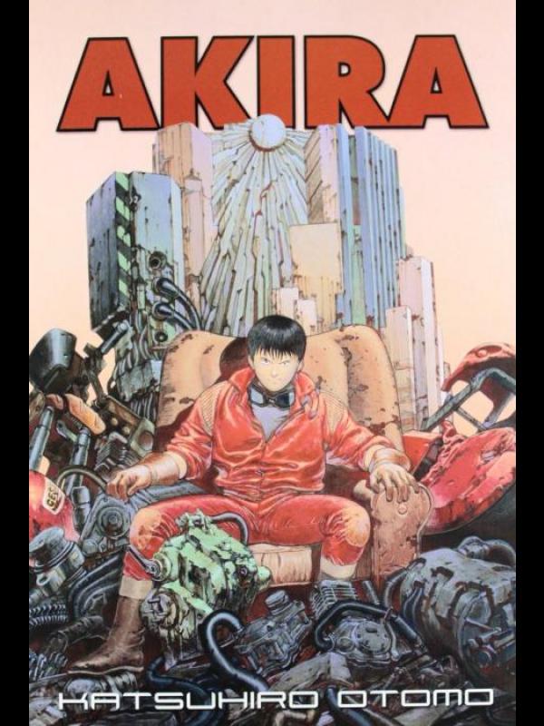 Akira - Katsuhiro Otomo - Portfolio - Norma Editorial