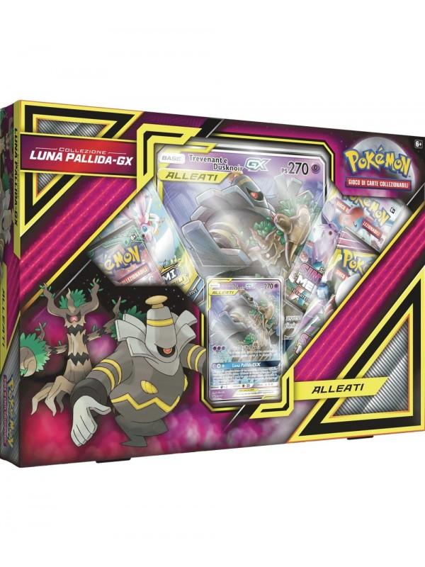 Collezione Luna Pallida-GX - Alleati - POKEMON