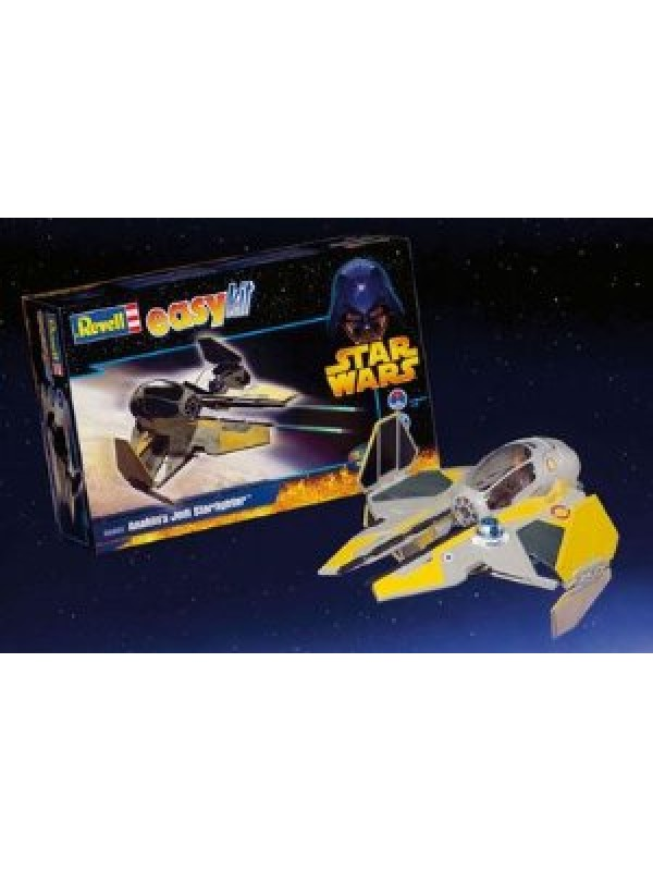 Anakin's Jedi Starfighter (06650) - Star Wars - Easy Kit - Multicolor Model (Usato)