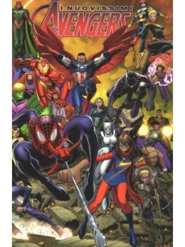 Set 3 albi Variant Ultralimited La nuovissima Marvel