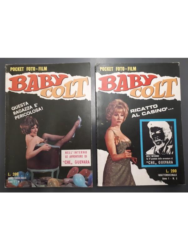 Baby Colt - Pocket Foto - Film - 1968 - Serie completa 1/2