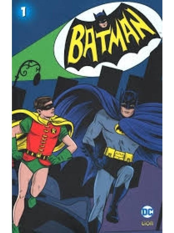 Batman '66 - La Gazzetta dello Sport - Sequenza in blocco 1/15 (senza dvd)