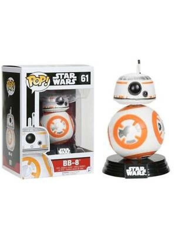 BB-8 - Star Wars - Vinyl Bobble-Head - Funko - POP! 61