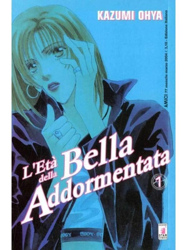 L'Età della Bella Addormentata - Amici - Star Comics - Serie completa 1/6
