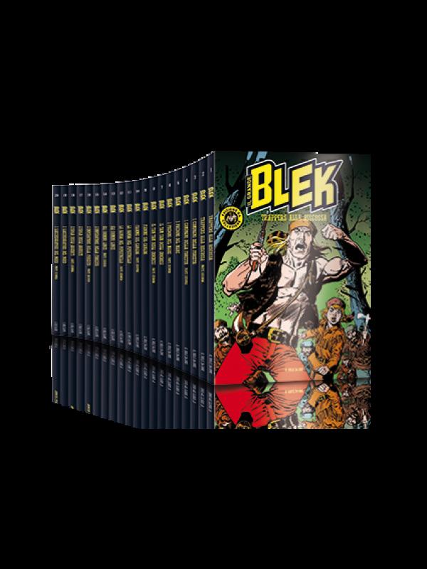 Il Grande Blek - Il Sole 24 Ore - Edizione da Collezione - Serie completa 1/40