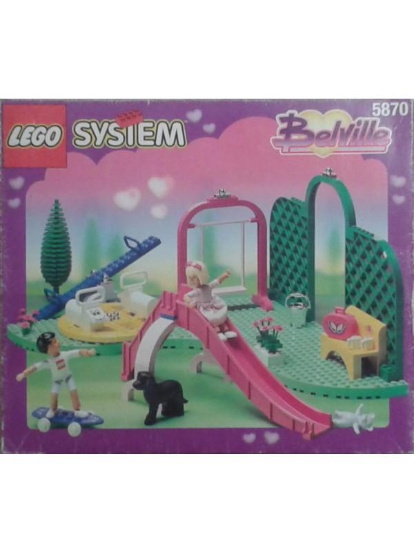Lego System 5870 - Belville