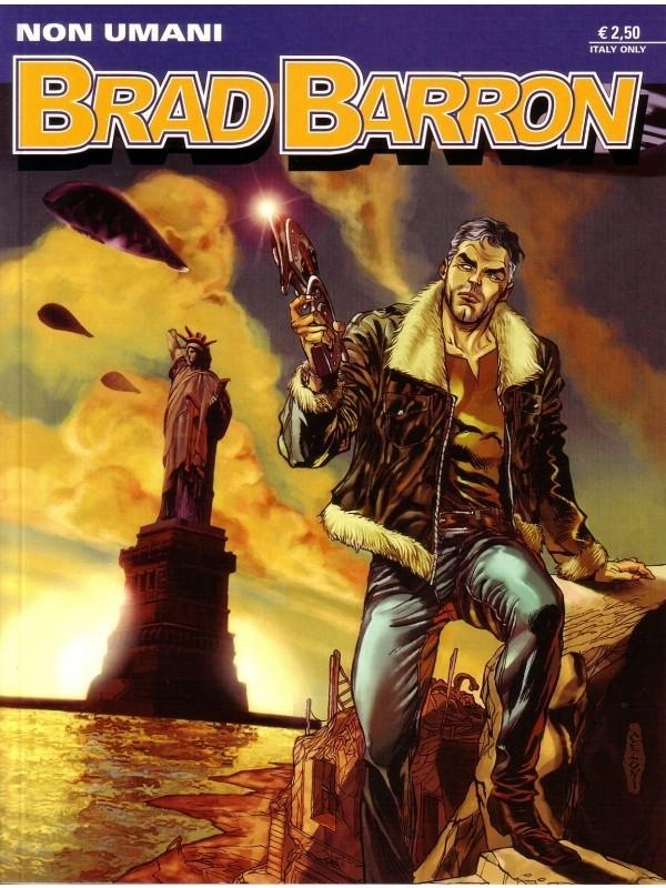 Brad Barron - Sergio Bonelli Editore - Serie completa 1/18 +  4 Maxi