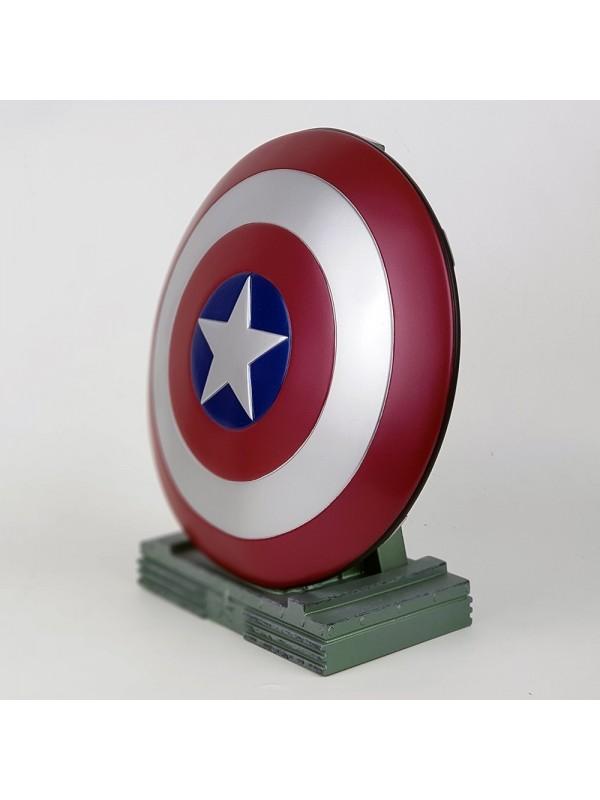 Shield Mega Bank - Captain America - Semic