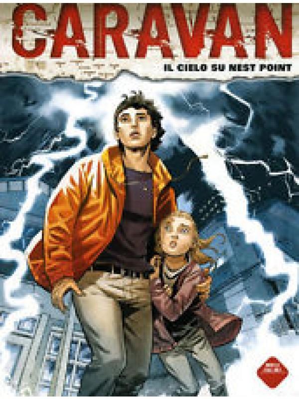 Caravan - Sergio Bonelli Editore - Serie completa 1/12