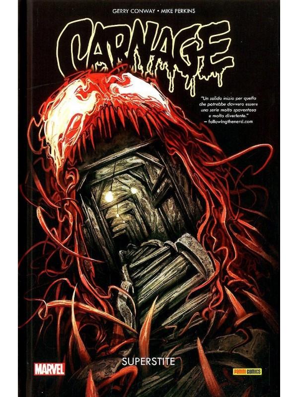 Carnage - Marvel Collection - Panini Comics - Serie Completa 1/3