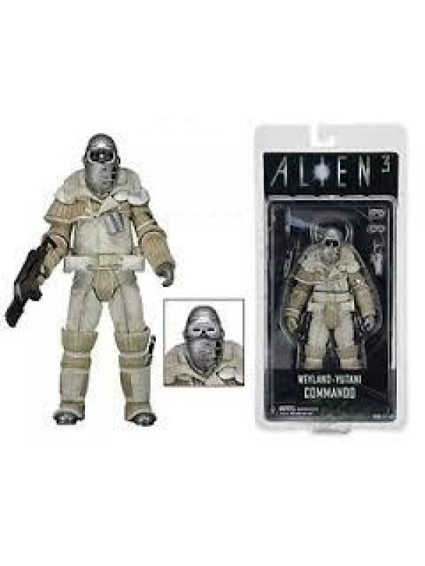 Weyland-Yutani Commando - Alien 3 - Action Figure