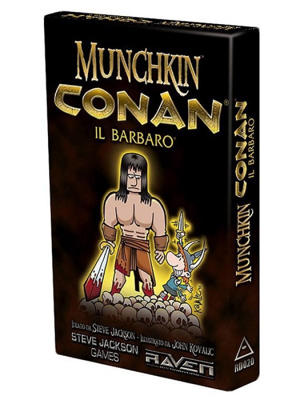 Munchkin CONAN - Il Barbaro - Espansione