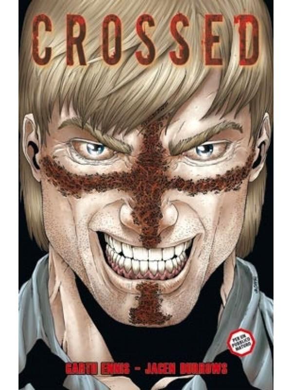 Crossed - Panini Comics - Sequenza in blocco 1/4