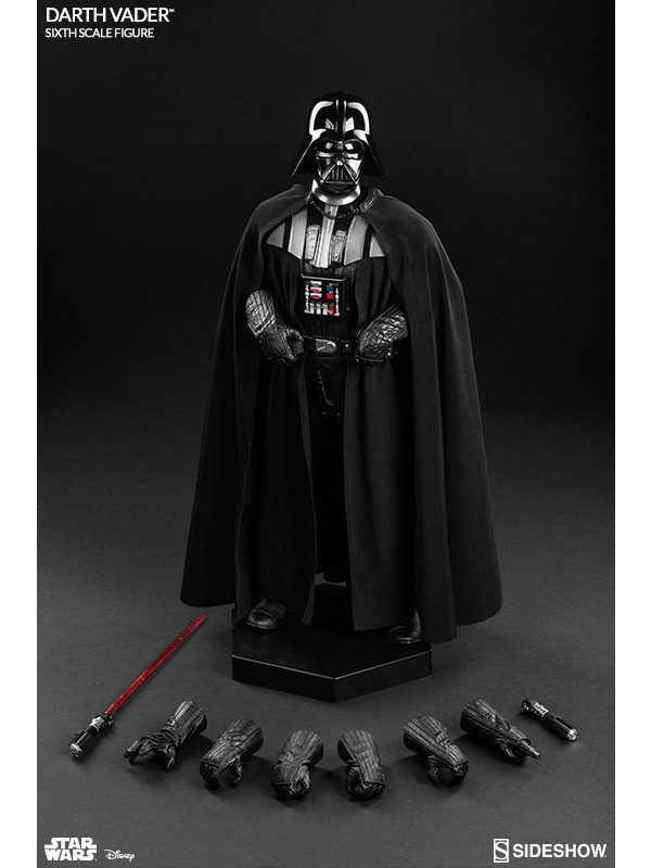 Darth Vader - Star Wars - Sixth Scale Figure
