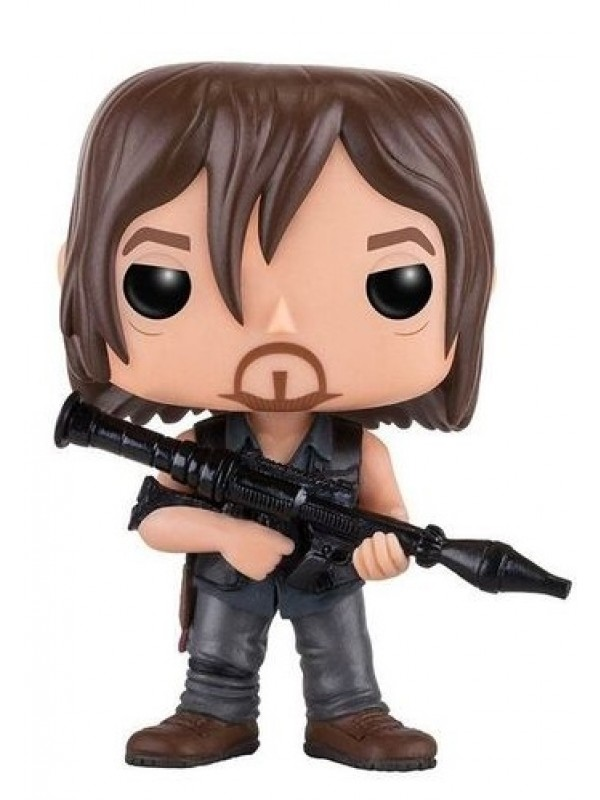Daryl Dixon - The Walking Dead AMC - Vinyl Figure - Pop! Television 391