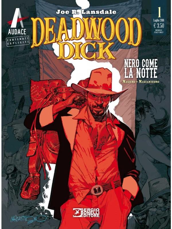 Deadwood Dick - Joe R. Lansdale - Sergio Bonelli Editore - Serie completa 1/7